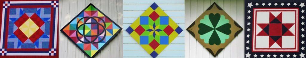 Gratiot Co Barn Quilt Blocks