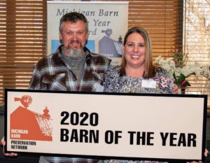 BoY 2020 SSam and Jennifer Stitt recdeive award
