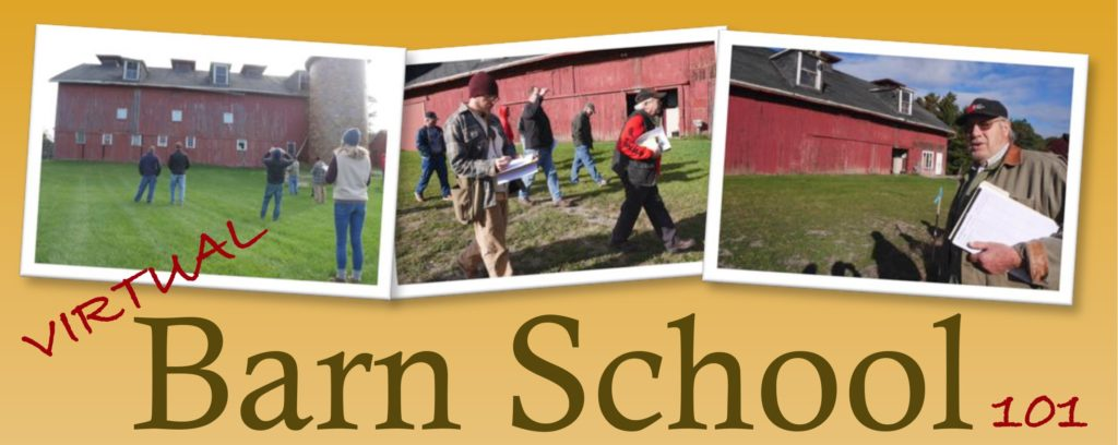 Viritual Barn School held launched on 12-10-20 with MHPN