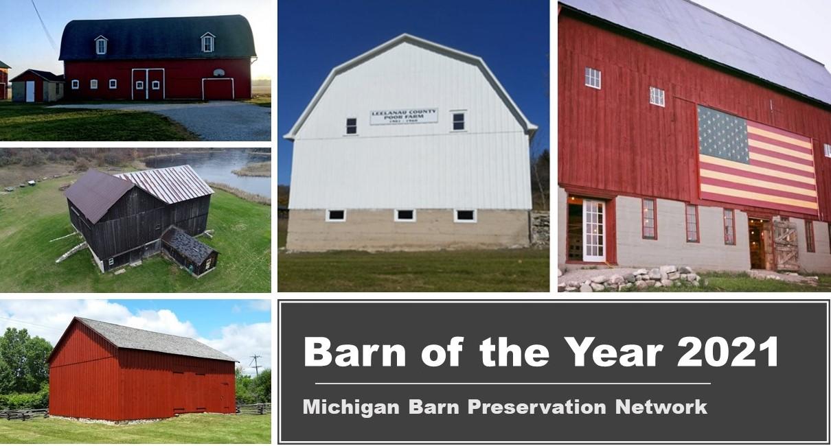 2021 Barn of the Year winners